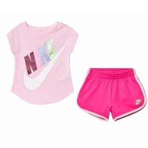 NWT Nike 4T Girl Summer outfit